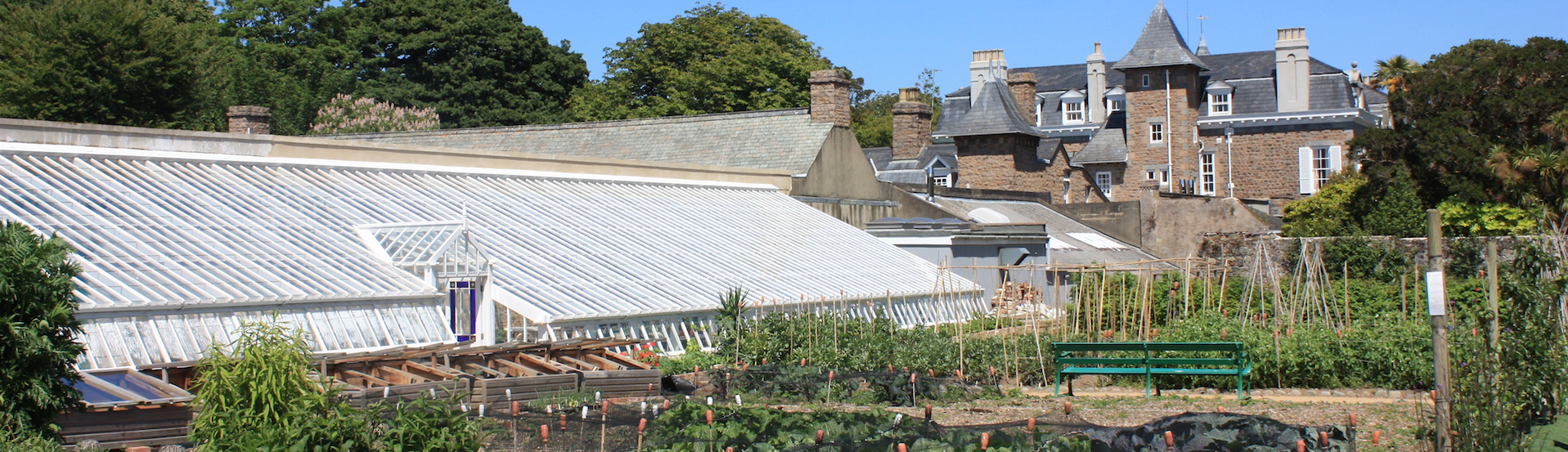 The Victorian Kitchen Garden Home Victorian Walled Kitchen Garden Restoration Of The